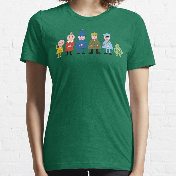 NDVH Bod and friends Essential T-Shirt