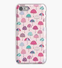 Umberella Pattern iPhone Case/Skin