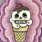 Ice Cream in Pink by crashartaustin