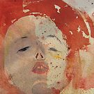 In red by Catrin Stahl-Szarka