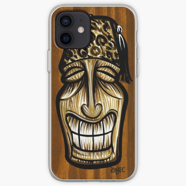 Tiki Fez iPhone Soft Case