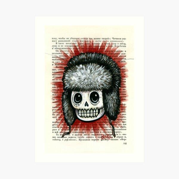 Ruskie Art Print