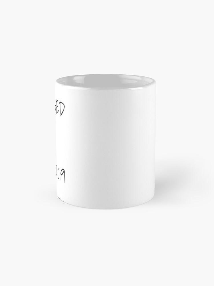 Alternative Ansicht von Engaged AF Est 2019 - Cute Wedding Gifts for Brides Grooms  Tasse