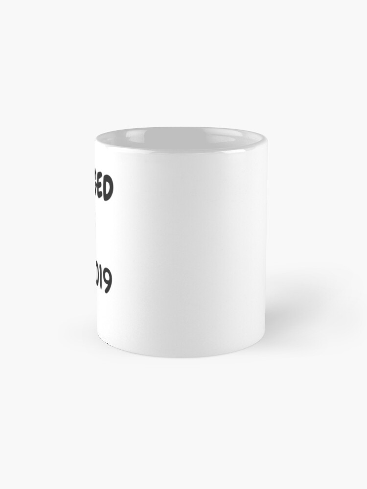 Alternative Ansicht von Engaged AF Est 2019 - Cute Wedding Gifts for Brides Grooms  Tasse
