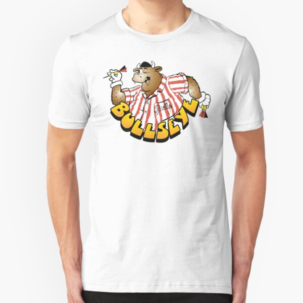 NDVH Bullseye Slim Fit T-Shirt