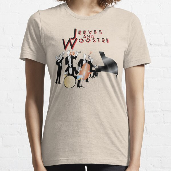 NDVH Jeeves and Wooster Essential T-Shirt