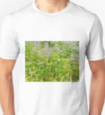 Ears of corn and borragine Unisex T-Shirt