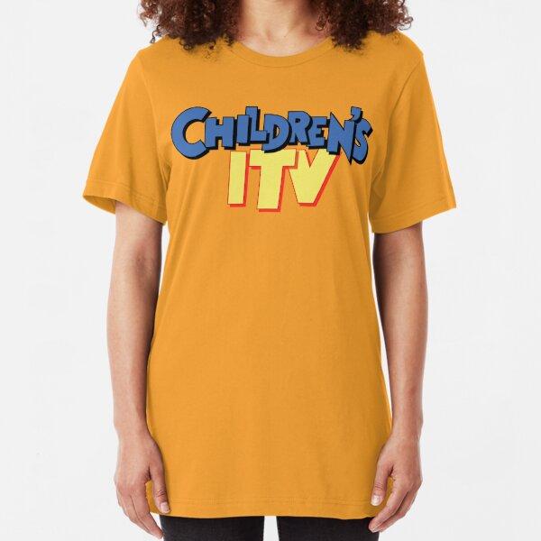 NDVH Children's ITV Slim Fit T-Shirt