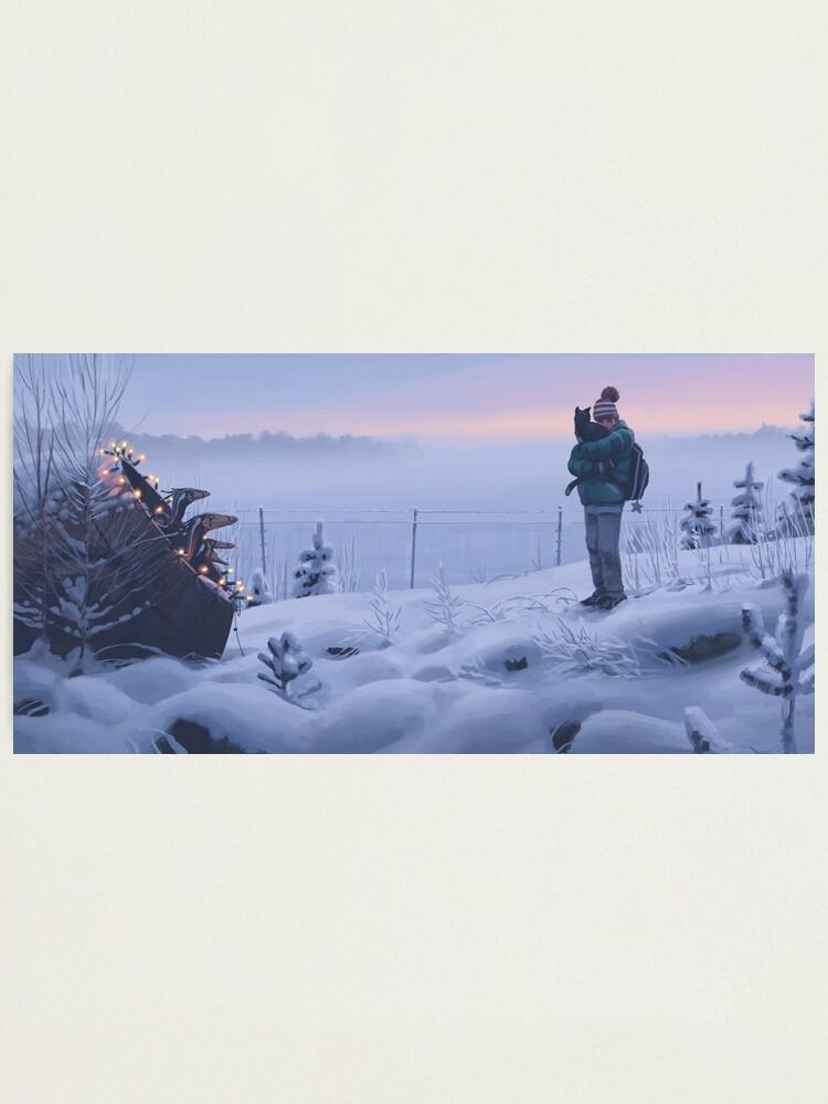 Alternate view of Utfodringen Photographic Print