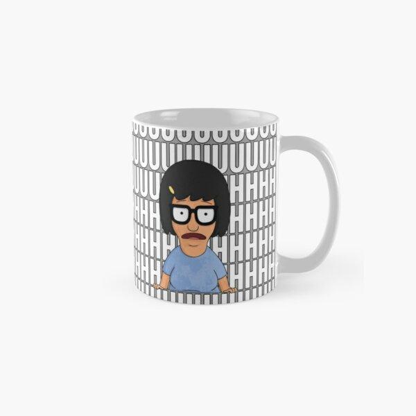 Tina Belcher Uuuuuhhhhh Classic Mug
