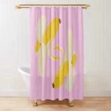 Gemini Bananas Shower Curtain