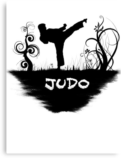 JUDO by Steve's Fun Designs