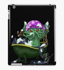 Tubthulhu V. 1 iPad Case/Skin