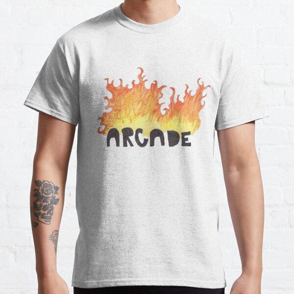 dessin au feu d'arcade T-shirt classique
