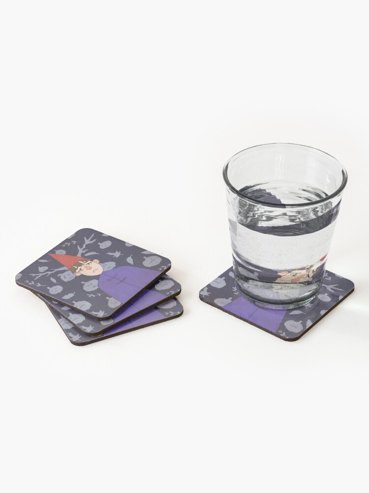 Alternate view of Wirt Coasters (Set of 4)