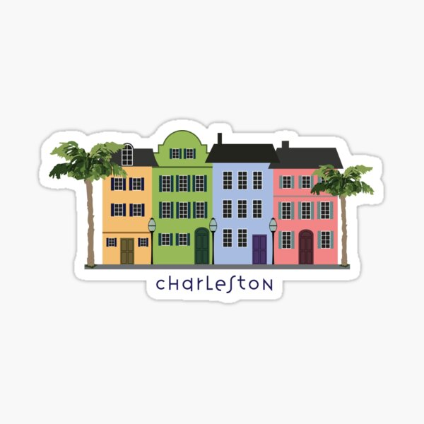 Charleston Sticker