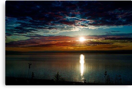 Waking up at Digby - Nova Scotia by Luca Renoldi