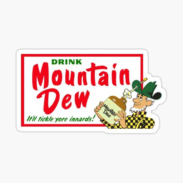MOUNTAIN DEW 2 Sticker