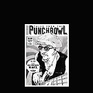 Primus 'Tales from the Punchbowl' comic book style poster by hamwize