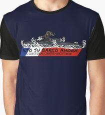 Toughest Coast Guard Narco Sub Bust - Alto Su Barco Ahora!  Graphic T-Shirt