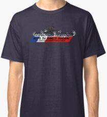 Toughest Coast Guard Narco Sub Bust - Alto Su Barco Ahora!  Classic T-Shirt
