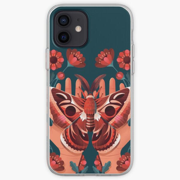 Moth iPhone Soft Case