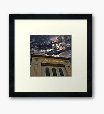 Yankee Stadium, NY Framed Print