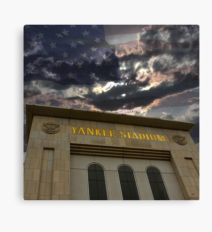 Yankee Stadium, NY Canvas Print