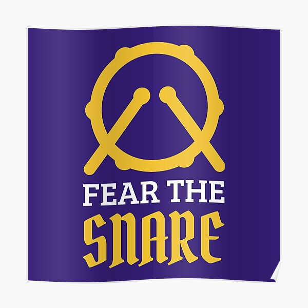FEAR THE SNARE Poster