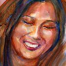 A Portrait A Day 10 - Gloria by Yevgenia Watts