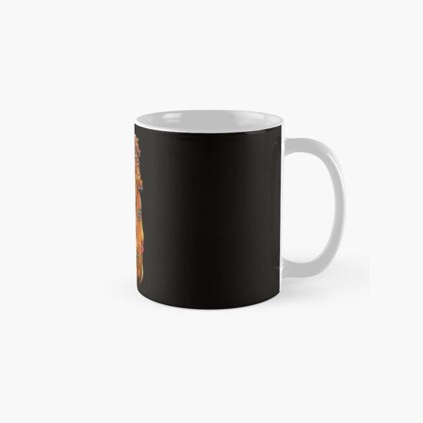 Girl with a Gauged Earlobe Classic Mug