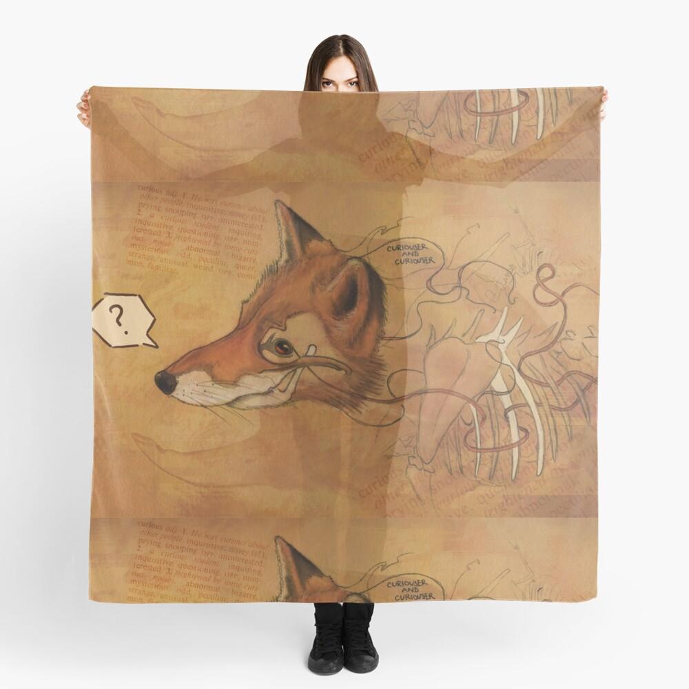 Curious Mr.Fox Scarf