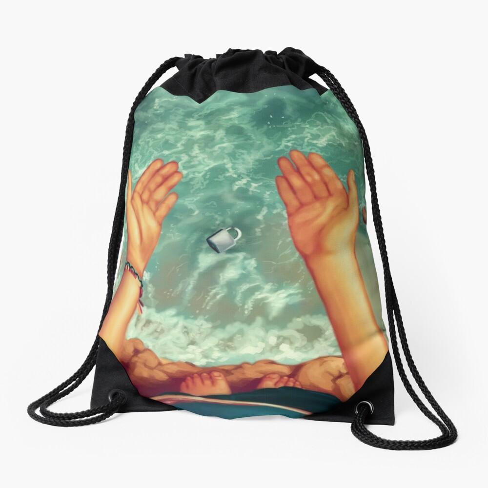 No Longer Drawstring Bag