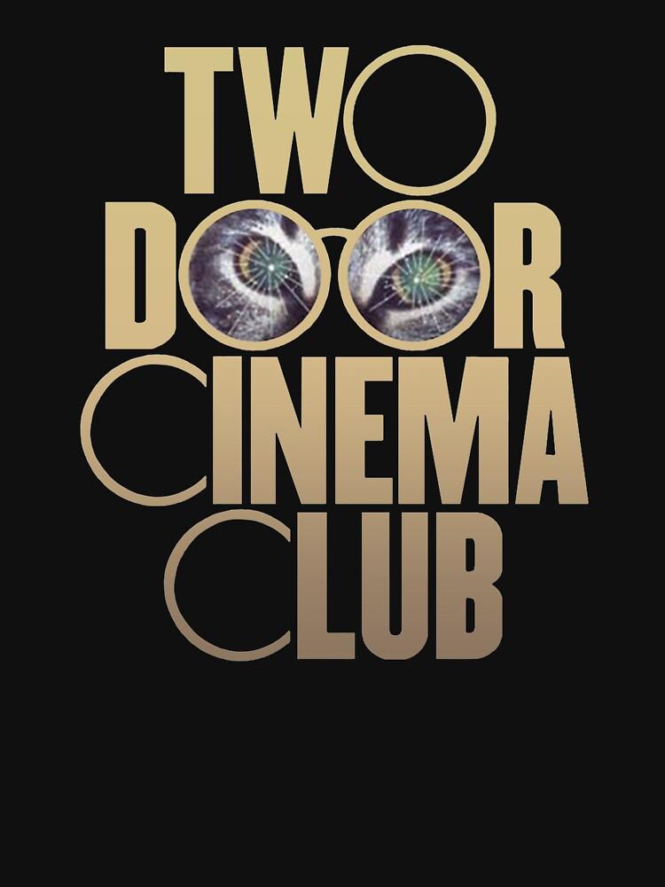 Two Door Cinema Club  by GamingDensity