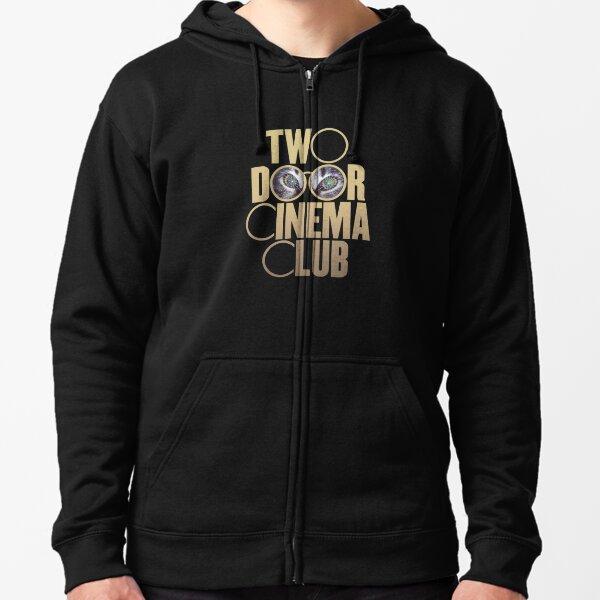 Two Door Cinema Club  Zipped Hoodie