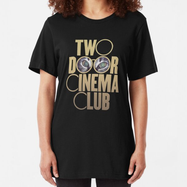 Two Door Cinema Club  Slim Fit T-Shirt