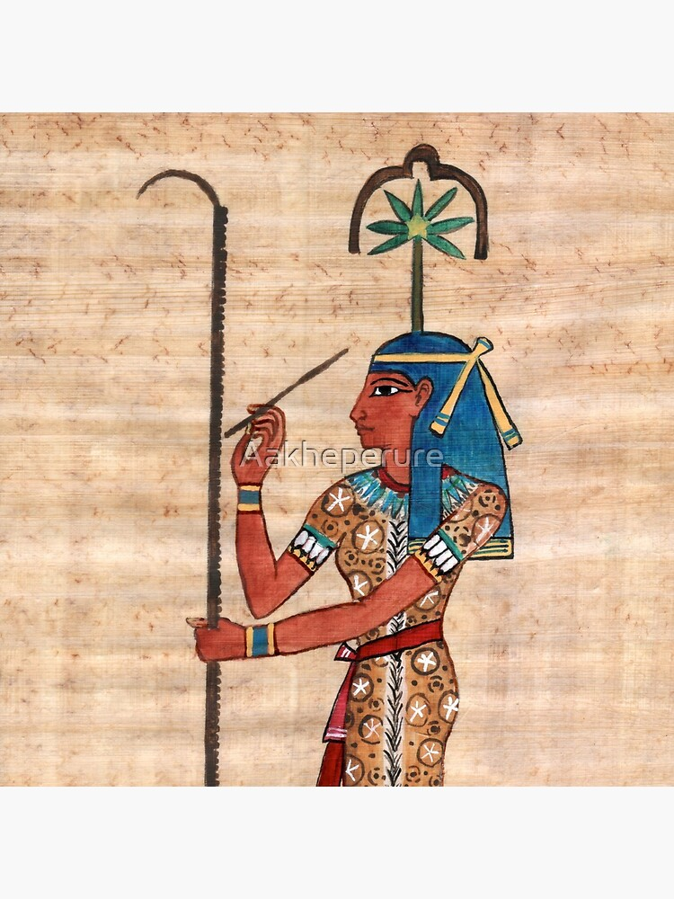 Seshat by Aakheperure