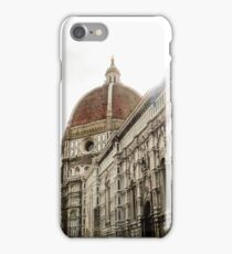 Brunelleschi's Dome iPhone Case/Skin