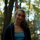 Chelsey In The Woods by MrRoderick