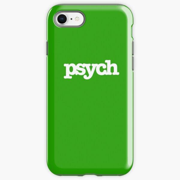 psych iPhone Tough Case