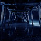 Under Grange Jetty by Shannon Mowling