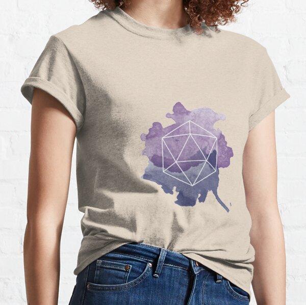 Watercolor hexagon Classic T-Shirt