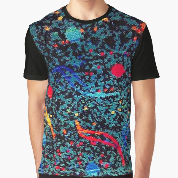 Bus seat pattern Graphic T-Shirt