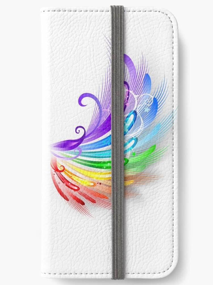 Regenbogen hintergrund iphone