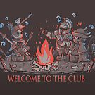 Welcome to the Club by TechraNova