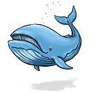 Blauwal von Raimund Frey