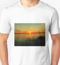 Lake Manitoba Sunrise T-Shirt