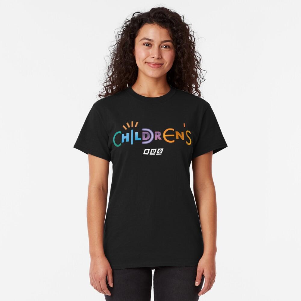 NDVH Children's BBC 1991 Classic T-Shirt