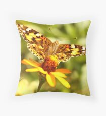Wings! Throw Pillow