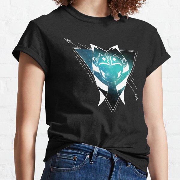 Galaxy Ahsoka - Blue Classic T-Shirt